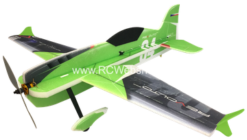 RC-Factory REVOLTO T61  Green 1022mm span Acro 3D EPP kit *