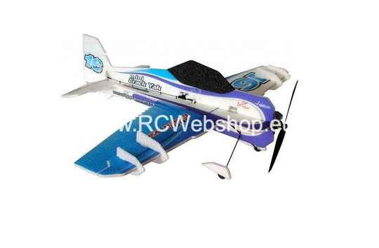 RC Factory Crack Yak (mini) M01 Blue 600mm span EPP kit *