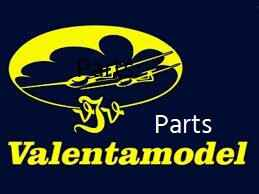 Valenta model part for plane #99 General Wing servo covers (couple) *******
