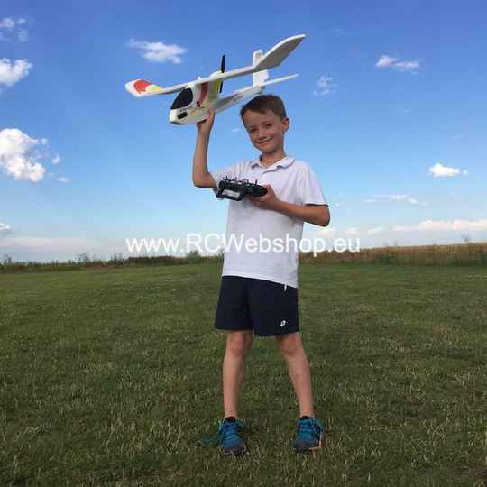 RC-Factory Complete RC Plane set for beginners KS01 (Mode 1) *