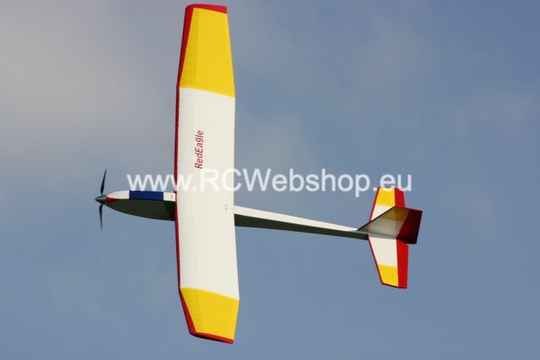RBC Glider Red Eagle Short kit 2.000mm Span kit # RED01ASP15 **