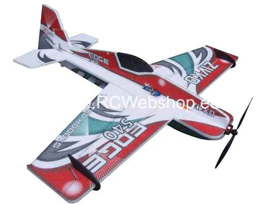 RC-Factory Edge 540 (Backyard Series)  B07 GaryH. 800mm span EPP kit *