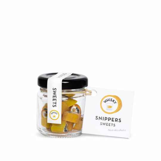 SNIPPERS SWEETS - WHISKY