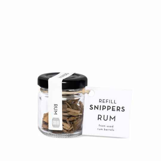 SNIPPERS - REFILL RUM