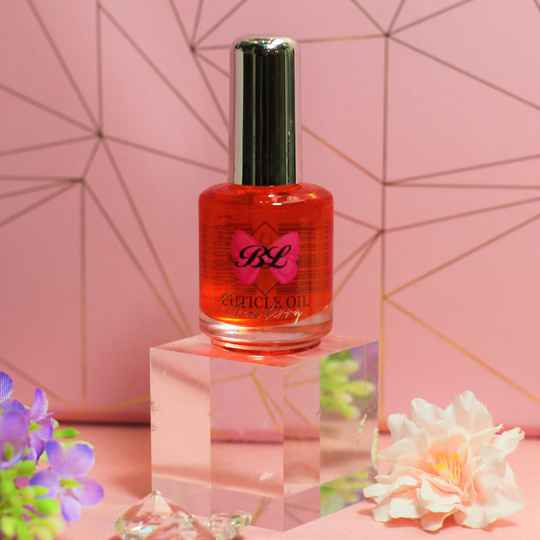 Cuticle oil - Strawberry