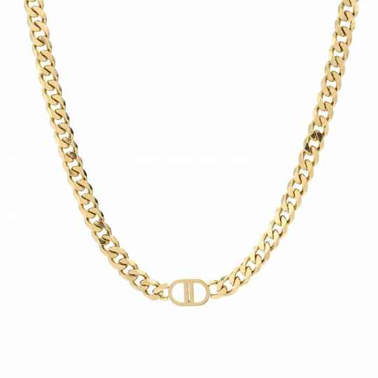 Ketting D/or gold