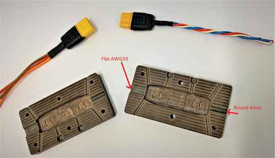Hotglue Mould  Select type please for MR-30 or MPX or XT-90
