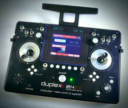 DC-16 II  NEW!! Multimode or Carbon line