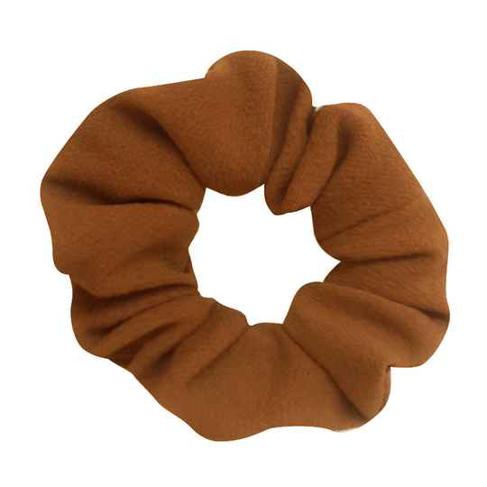 Fair trade | Dutchie Scrunchie | Cognac