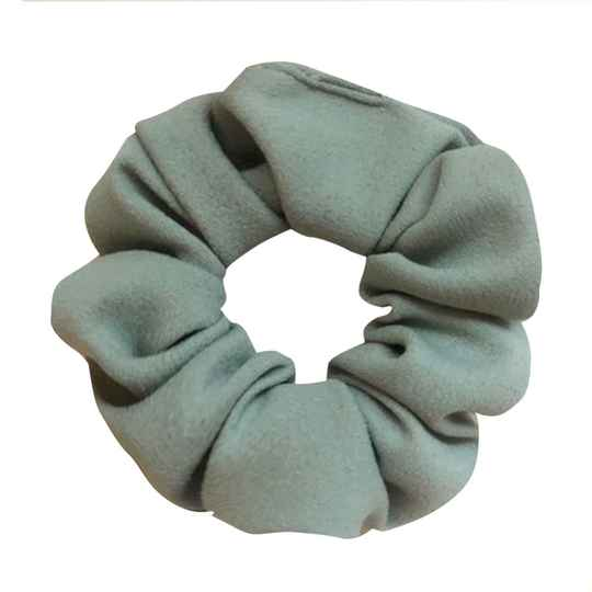 Fair trade | Dutchie Scrunchie | Mint groen