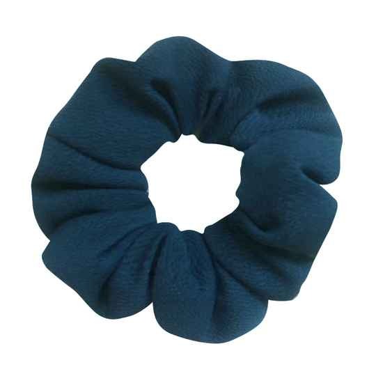 Fair trade | Dutchie Scrunchie | Donker blauw