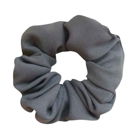Fair trade | Dutchie Scrunchie | Granny Grey