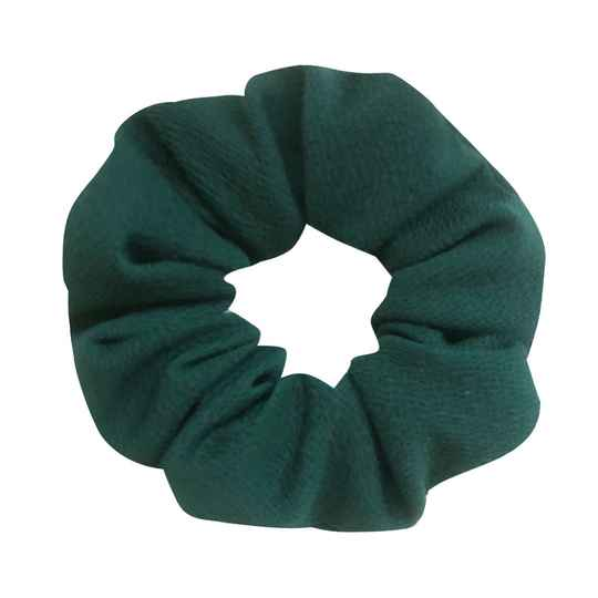 Fair trade | Dutchie Scrunchie | Dennen Groen