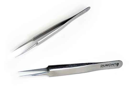 Dumont Tweezers (Swiss made)