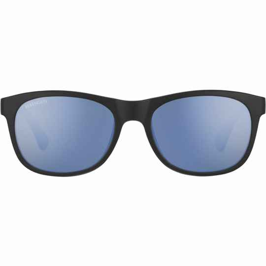 Serengeti Anteo Matte Black Polarized Blue 8976