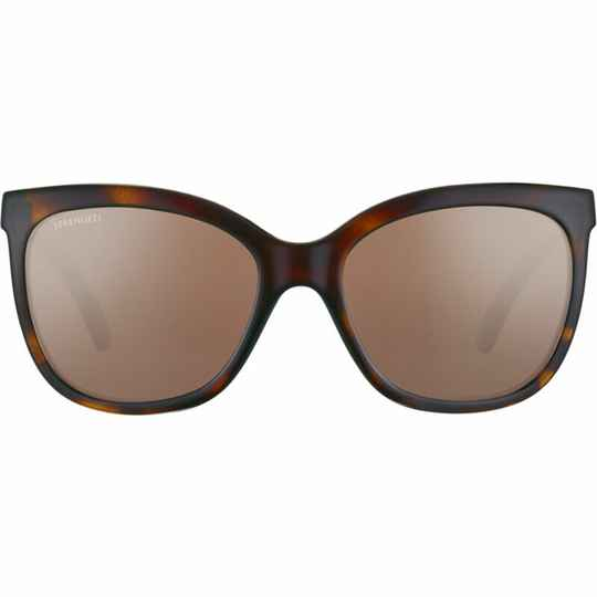 Serengeti Agata Shiny Tortoise Polarized Drivers Gold 8968