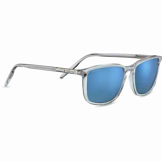 Serengeti Lenwood Shiny Crystal Polarized Blue SS485002