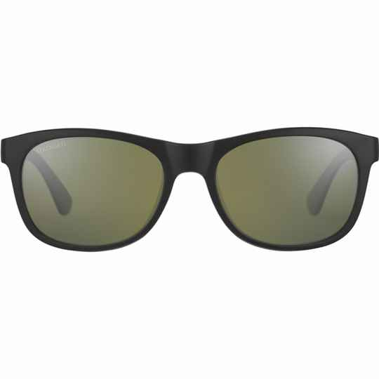 Serengeti Anteo Matte Black Polarized 8667