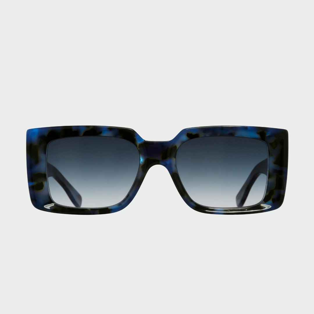 Cutler and Gross Sunglasses 1369 Space Oddity Blue