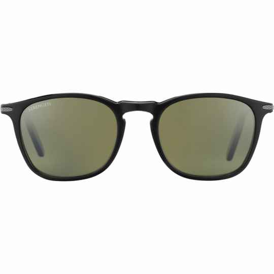 Serengeti Delio Shiny Black Polarized 8847