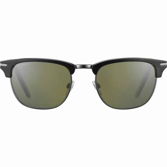 Serengeti Alray Shiny Black Polarized 8943