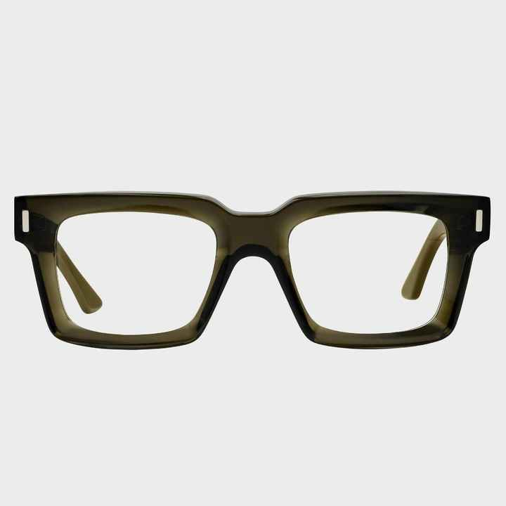 Cutler and Gross 1386 05 Olive Green