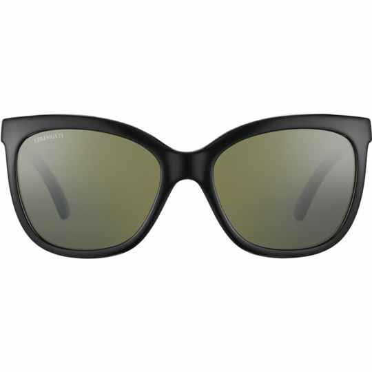 Serengeti Agata Shiny Black Polarized 8971