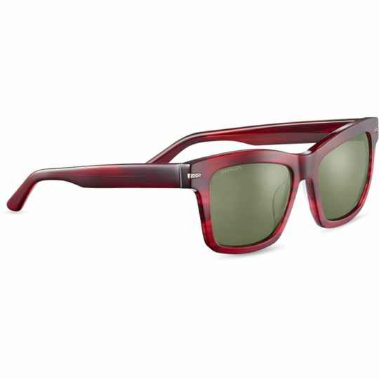 Serengeti Winona Red Streaky Polarized SS528003