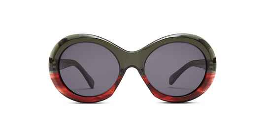Oliver Goldsmith Audrey Black Plum
