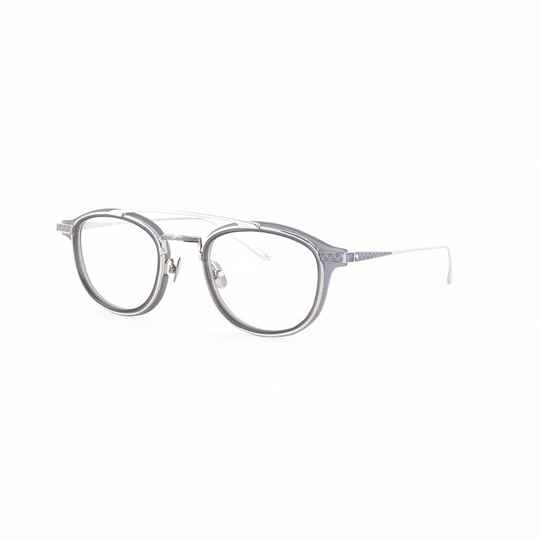 Leisure Society Calder LS103 Silver Matte Grey 12K
