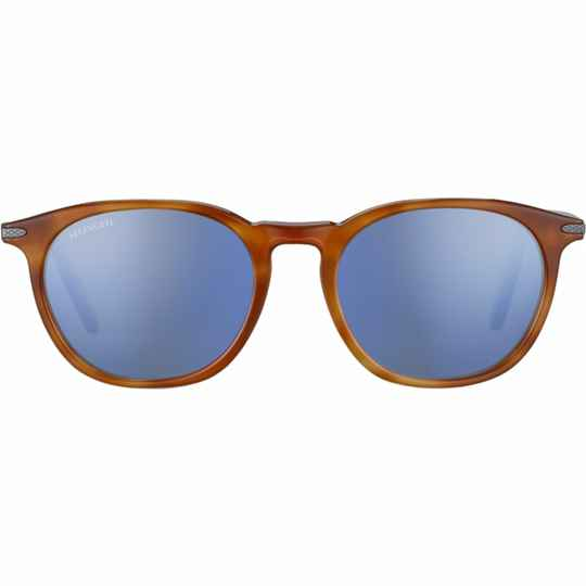 Serengeti Arlie Shiny Caramel Polarized Blue 8936