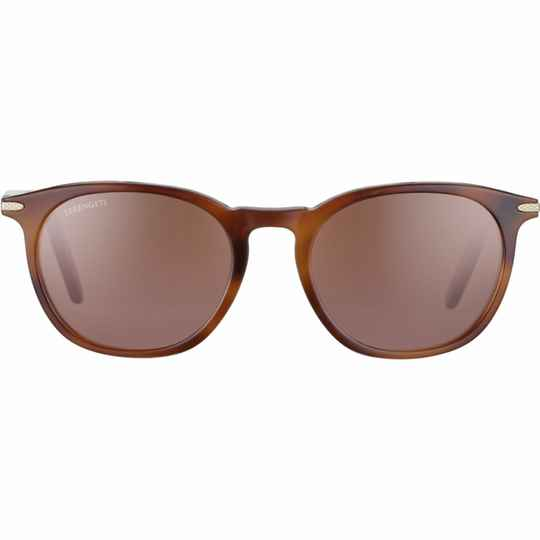 Serengeti Arlie Shiny Red Tortoise Polarized Drivers Gradient 8938