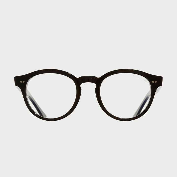 Cutler and Gross 1378 Blue on Black