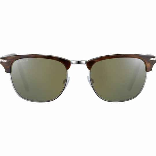 Serengeti Alray Shiny Woodgrain Polarized 8945