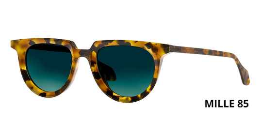 THEO MILLE +85 HAVANA  BROWN DALMATIAN LIMITED EDITION