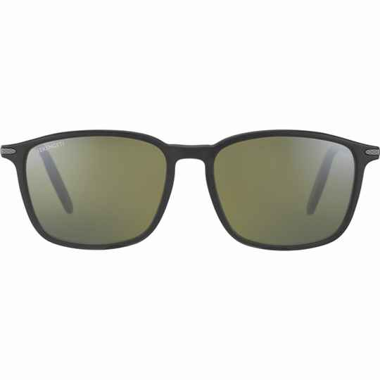 Serengeti Lenwood Matte Black Polarized 8930