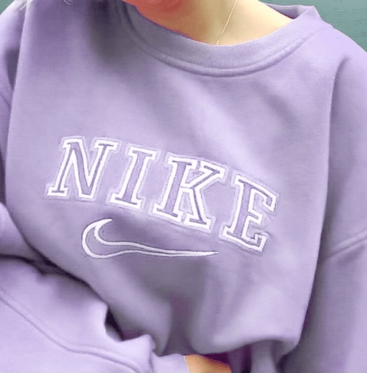 Limited edition sweater purple