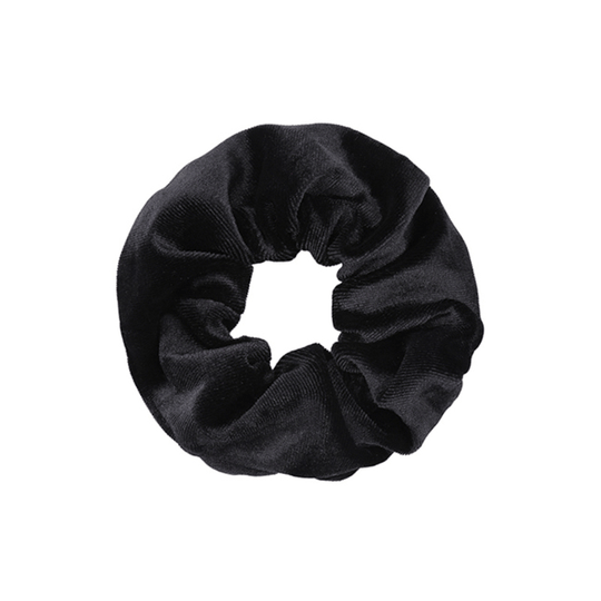 Scrunchie Color Power Zwart