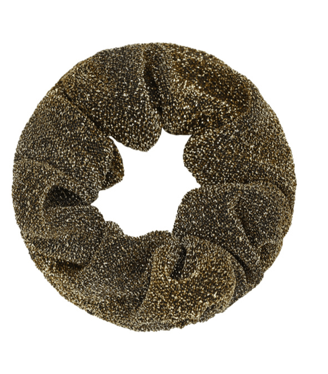 Scrunchie glitter Yellow