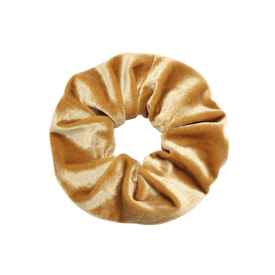 Scrunchie Sweet Velvet Gold