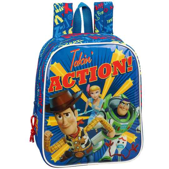 Toy Story Takin action Rugzak 27 x 22 x 10 cm polyester     Kidsspecial-Merchandise