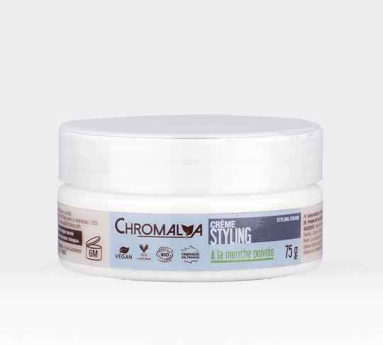Chromalya creme  Styling 75 ml. Vochtinbrengend.