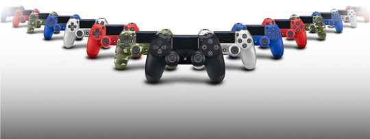 Sony PlayStation 4 Wireless Dualshock 4 V2 Controllers