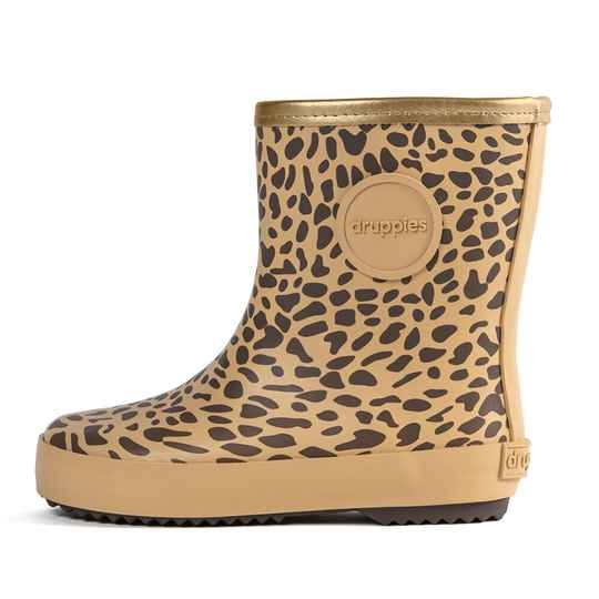 NATURE BOOT - LEOPARD