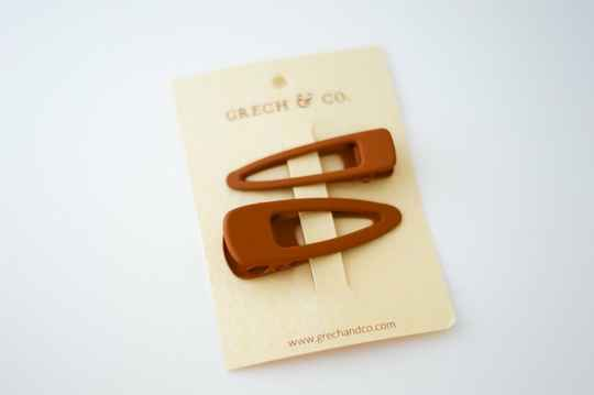 MATTE CLIPS SET - SPICE
