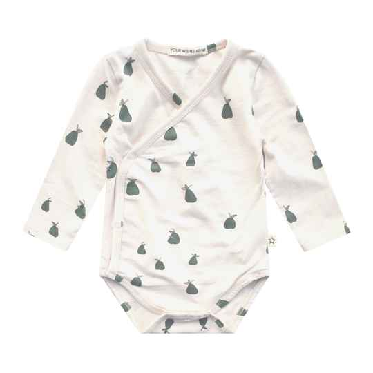 PEAR - NEWBORN ROMPER