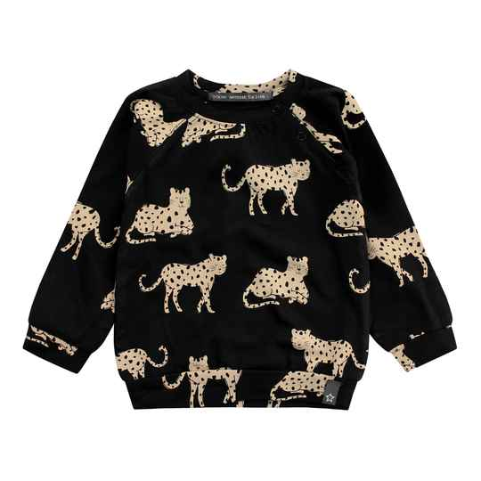 WILD CHEETAH - SWEATSHIRT