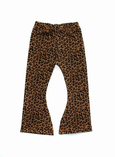 LEOPARD TOFFEE - FLARED