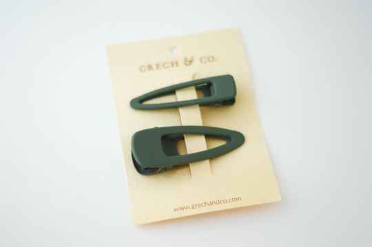 MATTE CLIPS SET - FERN