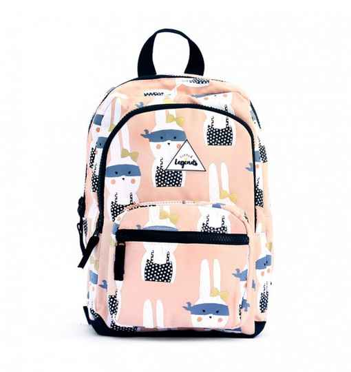 LITTLE LEGENDS BACKPACK MAAT S BUNNY